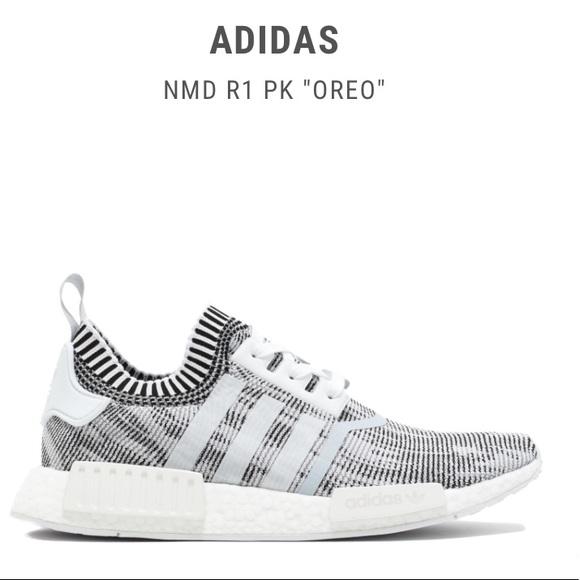 c17b9b861240d adidas Shoes - Adidas NMD R1 PK Oreo